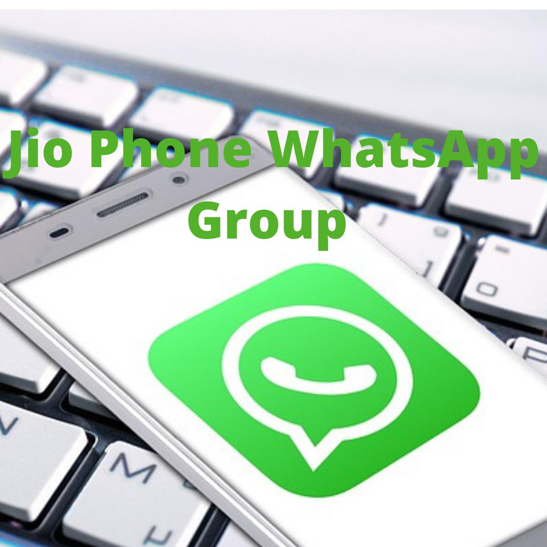 Jio Phone WhatsApp Group